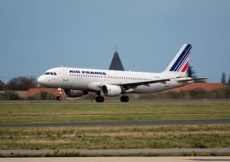 F-GKXH - Air France Airbus A320