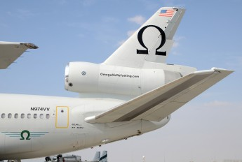 N974VV - Omega Air Tanker McDonnell Douglas DC-10