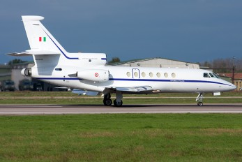 MM62029 - Italy - Air Force Dassault Falcon 50