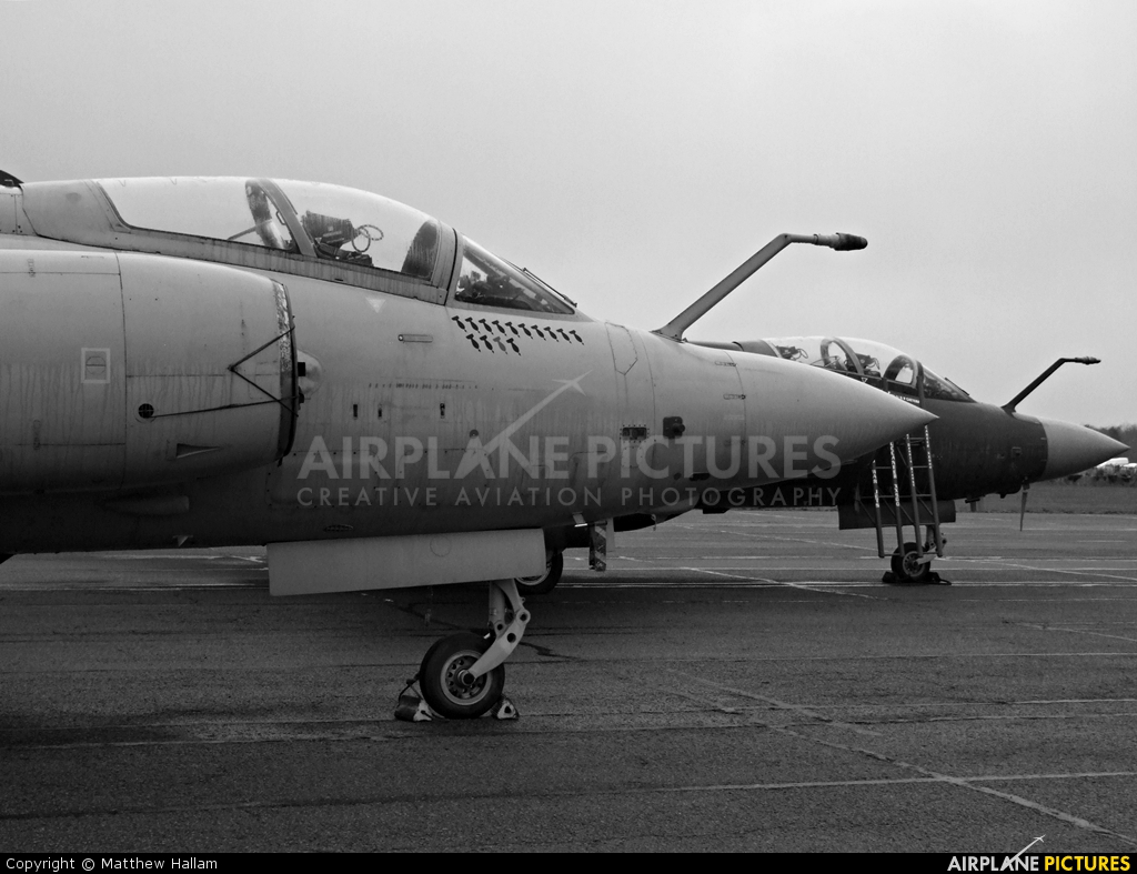 Royal Air Force XX889 aircraft at Bruntingthorpe