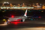 JA832J - JAL - Japan Airlines Boeing 787-8 Dreamliner aircraft