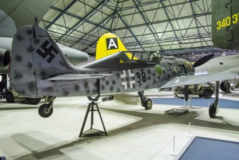 584219 - Germany - Luftwaffe (WW2) Focke-Wulf Fw.190