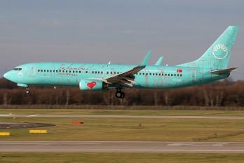TC-SUZ - SunExpress Boeing 737-800