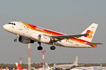 EC-KOY - Iberia Airbus A319
