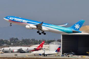 F-OSUN - Air Tahiti Nui Airbus A340-300