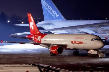 SP-IAC - OLT Express Airbus A320
