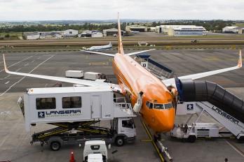 ZS-SJT - Mango Boeing 737-800