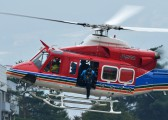 JA97NA - Japan - Fire and Disaster Management Agency Bell 412EP aircraft