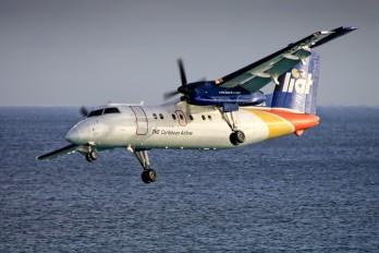 V2-LDQ - LIAT de Havilland Canada DHC-8-100 Dash 8