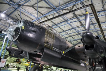 R5868 - Royal Air Force Avro 683 Lancaster B. I