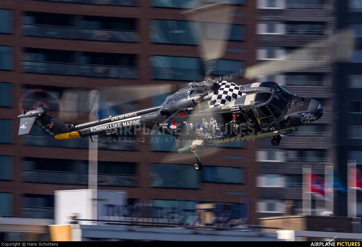 Netherlands - Navy 283 aircraft at Off Airport - Netherlands