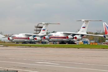RA-76840 - Russia - МЧС России EMERCOM Ilyushin Il-76 (all models)