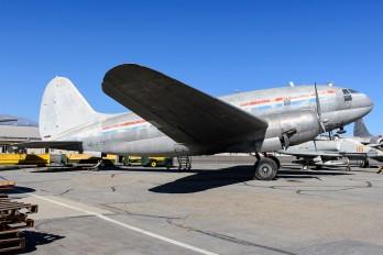 N74173 - Private Curtiss C-46D Commando