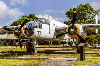 5033 - Brazil - Air Force North American B-25J Mitchell