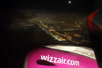 UR-WUD - Wizz Air Airbus A320