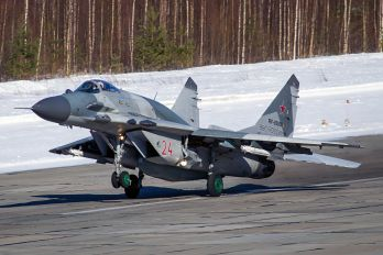 24 - Russia - Air Force Mikoyan-Gurevich MiG-29SMT