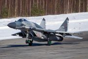 24 - Russia - Air Force Mikoyan-Gurevich MiG-29SMT aircraft