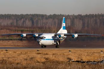 RA-11371 - KNAAPO Antonov An-12 (all models)