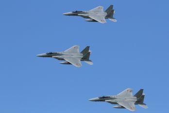 82-8889 - Japan - Air Self Defence Force Mitsubishi F-15J