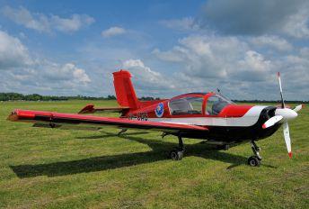 SP-CAS - Aeroklub Elbląski Socata Rallye 235E