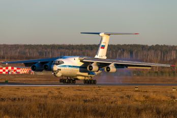 RA-76772 - Russia - Air Force Ilyushin Il-76 (all models)