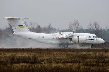 UR-AWB - Ukraine - Government Antonov An-74