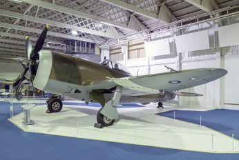 KL216 - Royal Air Force Republic P-47D Thunderbolt