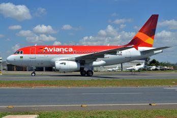 PR-ONQ - Avianca Brasil Airbus A318