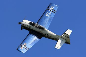 N2800G - Private North American T-28A Trojan