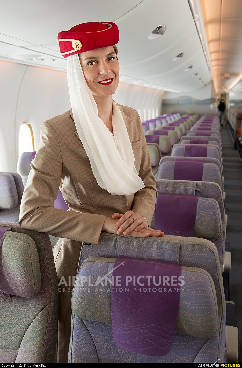 Emirates Airlines A6-EEM aircraft at Jebel Ali Al Maktoum Intl