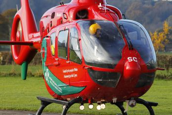 G-WASC - Wales Air Ambulance Eurocopter EC135 (all models)