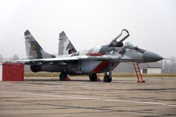 02 - Ukraine - Air Force Mikoyan-Gurevich MiG-29