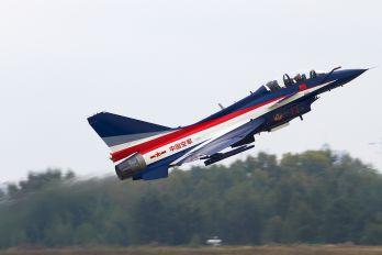 11 RED - China - Air Force Chengdu J-10