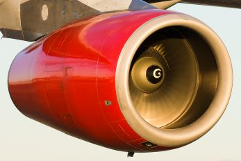 G-VHOL - Virgin Atlantic Airbus A340-300