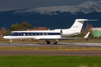CS-DKK - NetJets Europe (Portugal) Gulfstream Aerospace G-V, G-V-SP, G500, G550