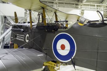 E2466 - Royal Air Force Bristol F2B Fighter