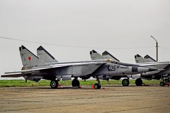 40 - Russia - Air Force Mikoyan-Gurevich MiG-25R (all models)
