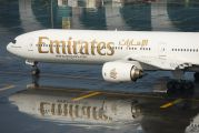 A6-EMR - Emirates Airlines Boeing 777-300 aircraft