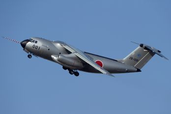 28-1001 - Japan - Air Self Defence Force Kawasaki C-1