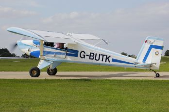G-BUTK - Private Murphy Aircraft Rebel