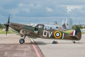 G-CCCA - Historic Flying Supermarine Spitfire T.9