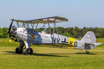 D-ENAY - Private Focke-Wulf Fw.44J Stieglitz