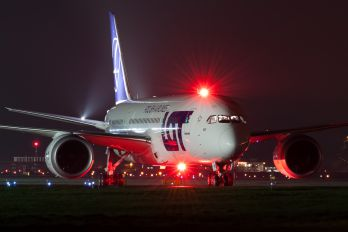 SP-LRB - LOT - Polish Airlines Boeing 787-8 Dreamliner