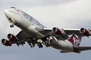 G-VBIG - Virgin Atlantic Boeing 747-400 aircraft