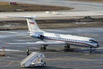 RF-65990 - Russia - Government Tupolev Tu-134A