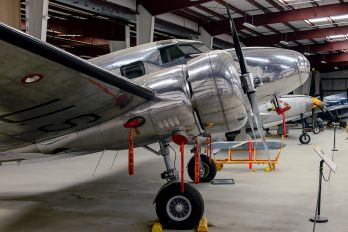 N93R - Private Lockheed 12 Electra Junior