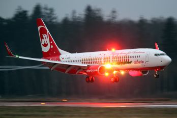 D-ABMS - Air Berlin Boeing 737-800