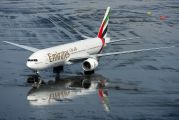 A6-EML - Emirates Airlines Boeing 777-200 aircraft