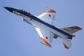 63-8502 - Japan - Air Self Defence Force Mitsubishi F-2