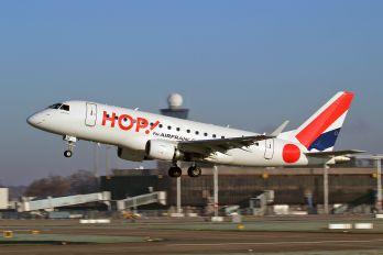 F-HBXF - Air France - Hop! Embraer ERJ-170 (170-100)